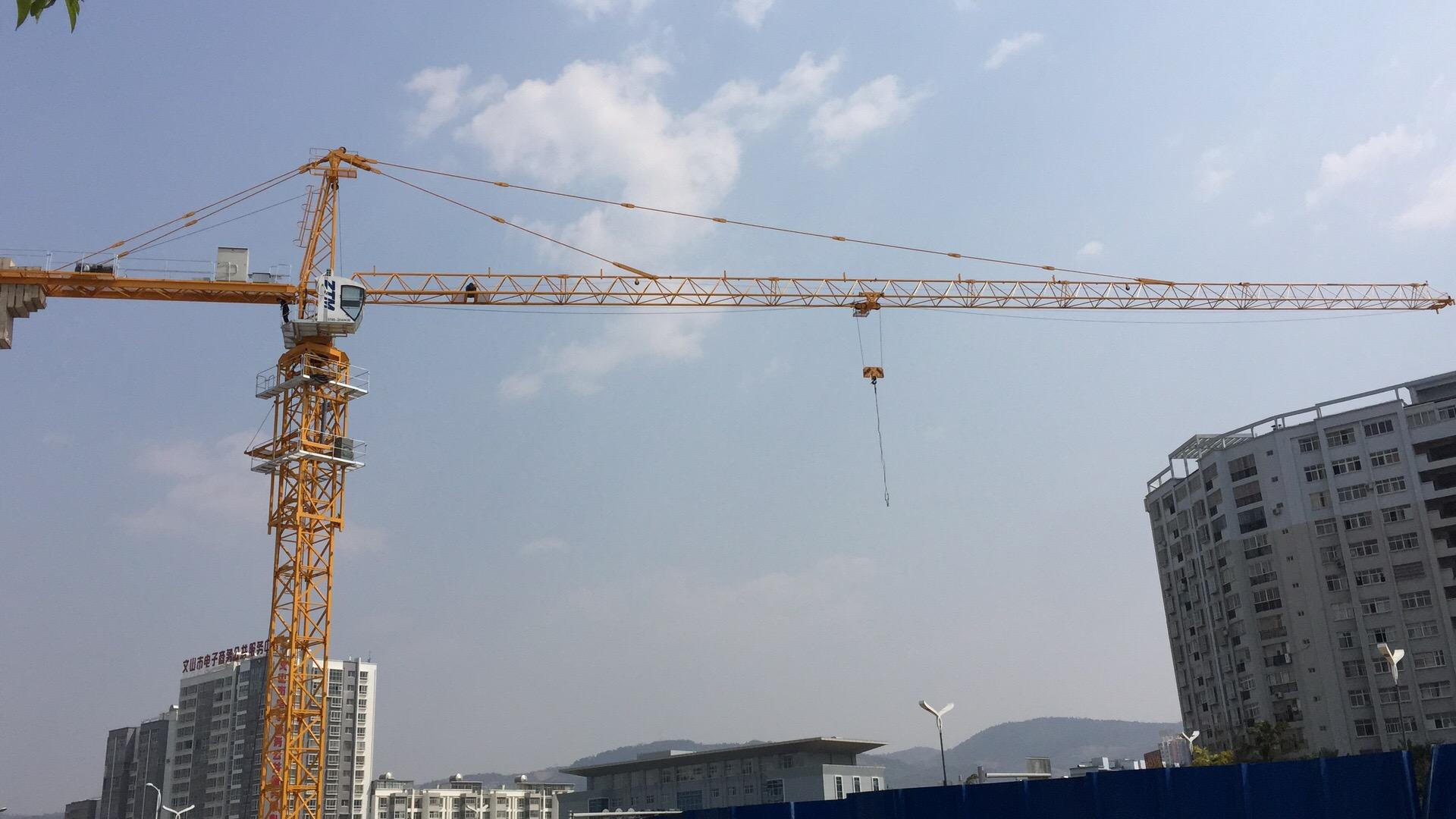 高层钢结构安装德赢ac米兰机如何选择?